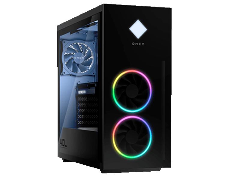 OMEN by HP 30L Desktop GT13 側面画像