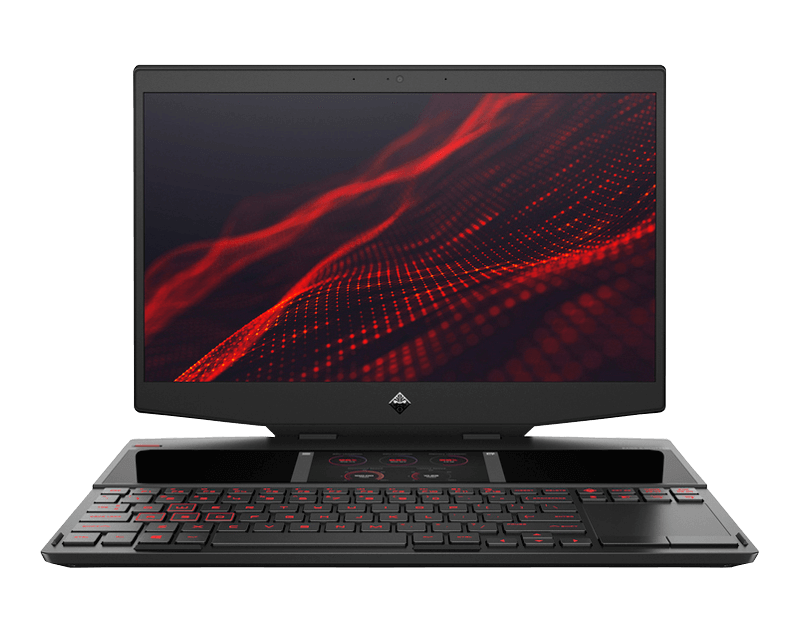 OMEN X by HP 2S 15-dg0043TX 正面画像