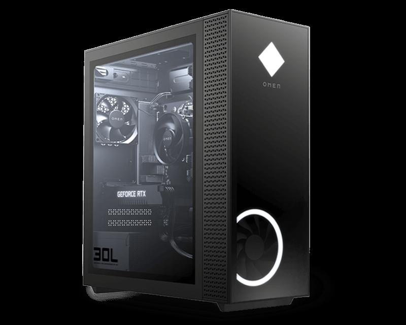 OMEN by HP 25L Desktop GT12 メイン画像