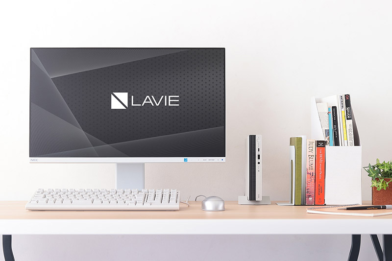 NEC「LAVIE Direct DT Slim」
