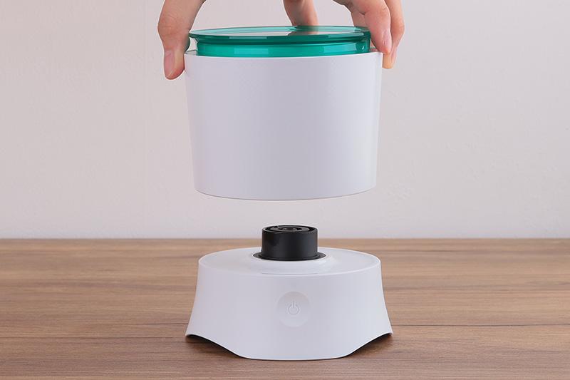 ポリデント「デンタルラボ 超音波洗浄器」