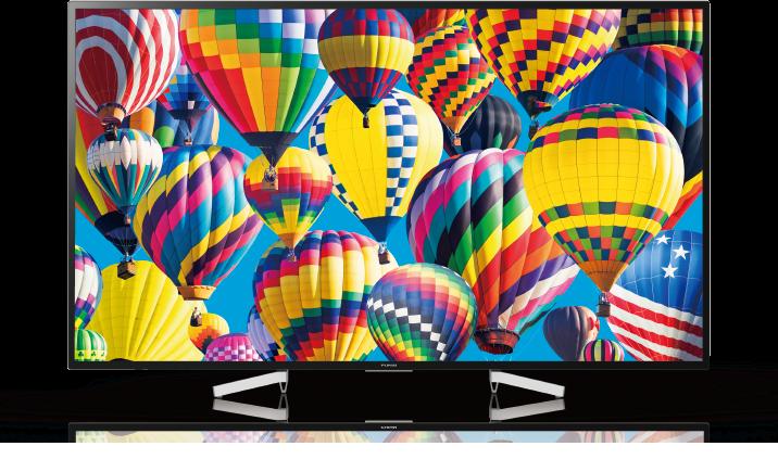 FUNAI QdtTV Q540シリーズ