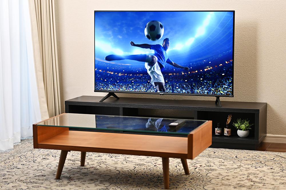 ゲオ50V型4K液晶テレビ「50E65G」