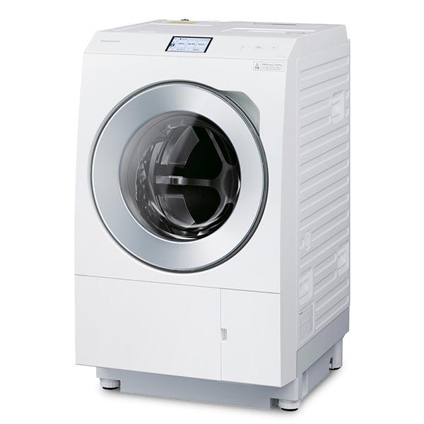 パナソニック ななめドラム洗濯乾燥機 NA-LX129AL/R