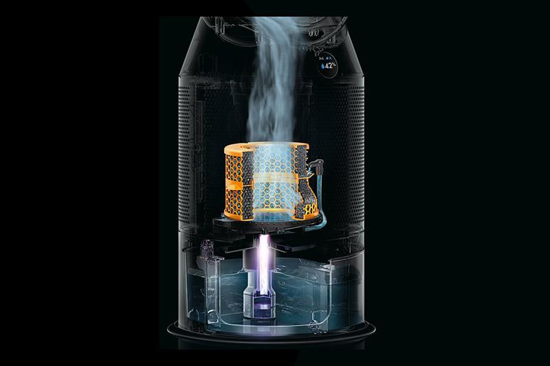 ダイソン「Dyson Purifier Humidify+Cool™ 加湿空気清浄機」