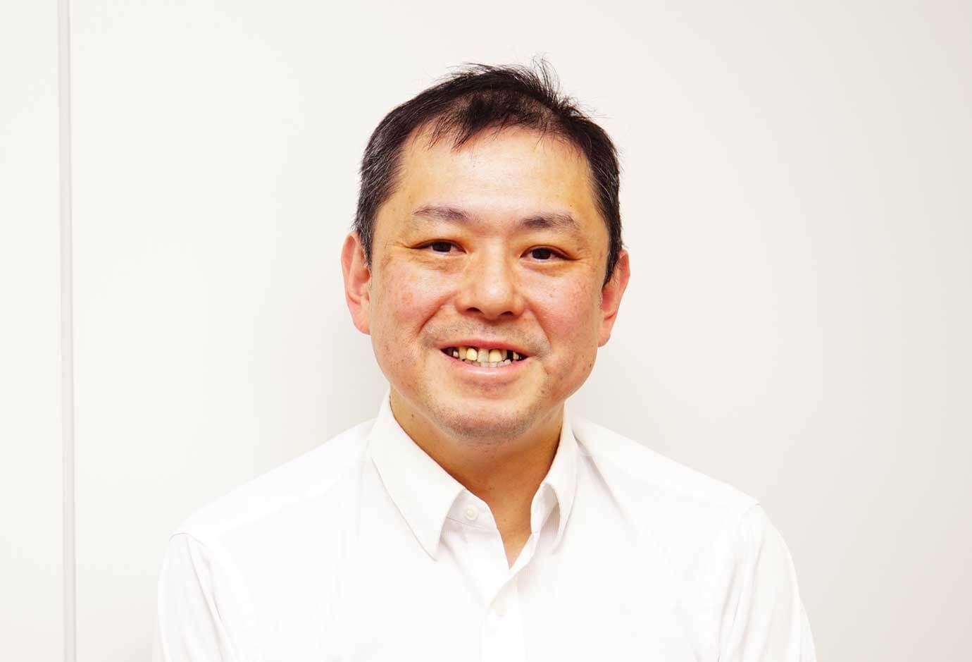 今回お話を伺った株式会社エヌジェーケー メディアドライブ事業部 業務部 企画担当の薗部紀樹課長。