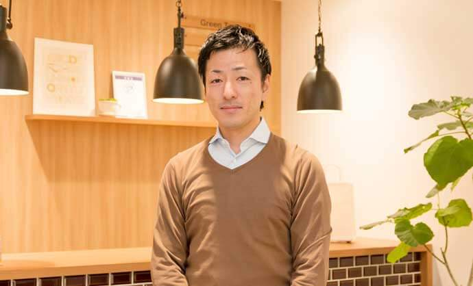 ワウテック株式会社 ソリューションセールス本部 ダイレクトセールス部の永峰幸太朗氏。