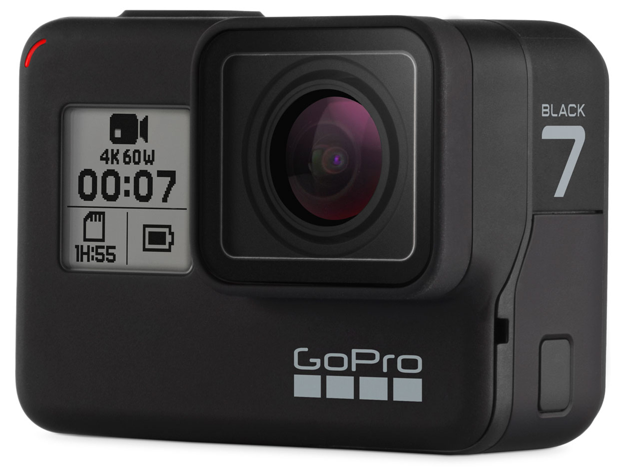 ゴープロ GoPro HERO7 BLACK