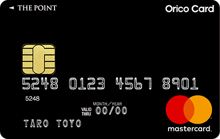 Orico Card THE POINT1
