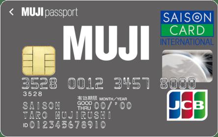 MUJI Card3