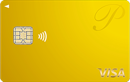 P-one カード<Premium Gold>