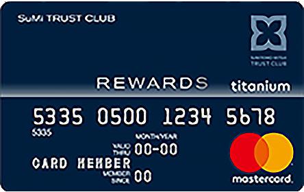 SuMi TRUST CLUB リワードカード