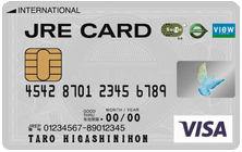 JRE CARD(Suica付)