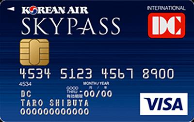 SKYPASS DCカード