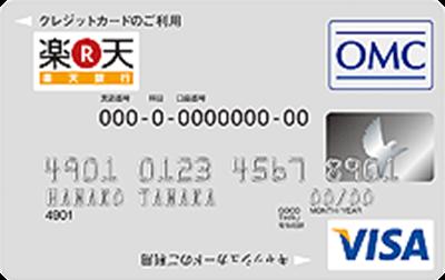 楽天銀行セディナカード
