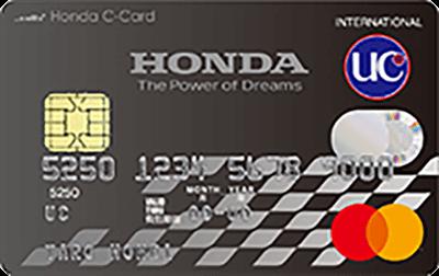 Honda Cカード(UC)
