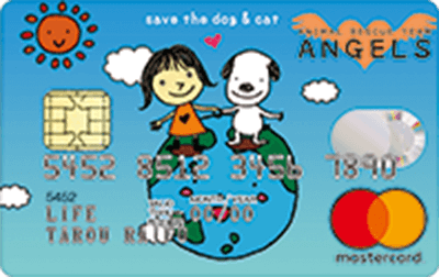 ANGELS・ライフマスターカード