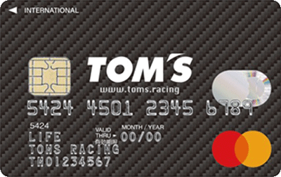 TOM'S CARD