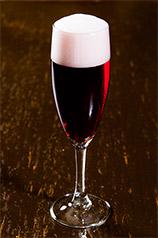 シャンパン型