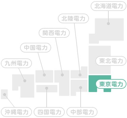 東京電力エリア