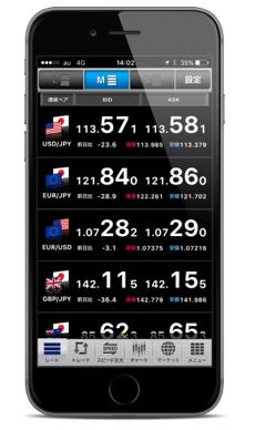 クイックトレードプラス(for iPhone/Android)