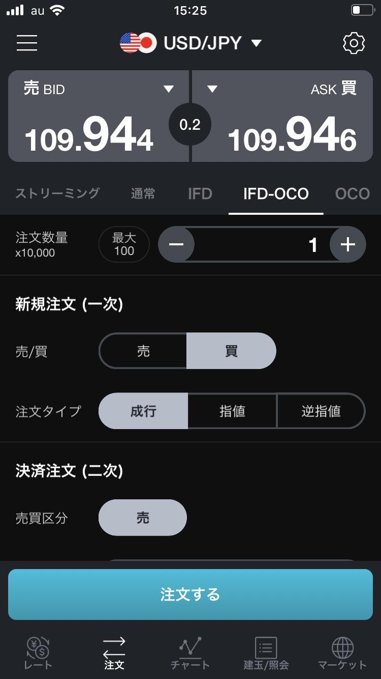 初心者から上級者まで使いやすいアプリ「LINE FX」