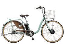 買い物にも通学にも便利なシティサイクルタイプ