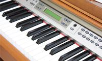 電子ピアノとアコースティックピアノの違い