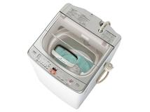 簡易乾燥機能付洗濯機