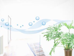 除湿機能付き空気清浄機