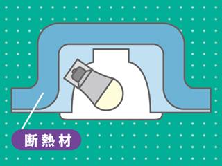 断熱材施工器具対応
