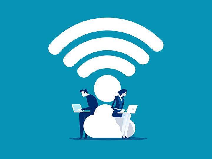 通信規格による速度の違い