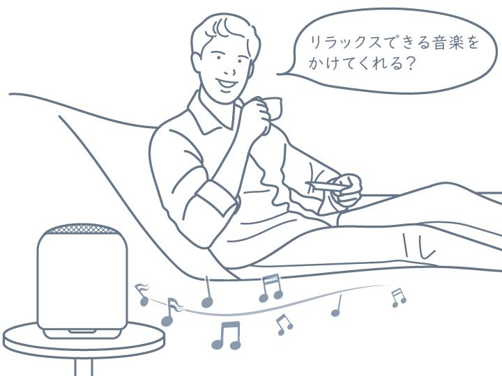 音声/AIアシスタント機能
