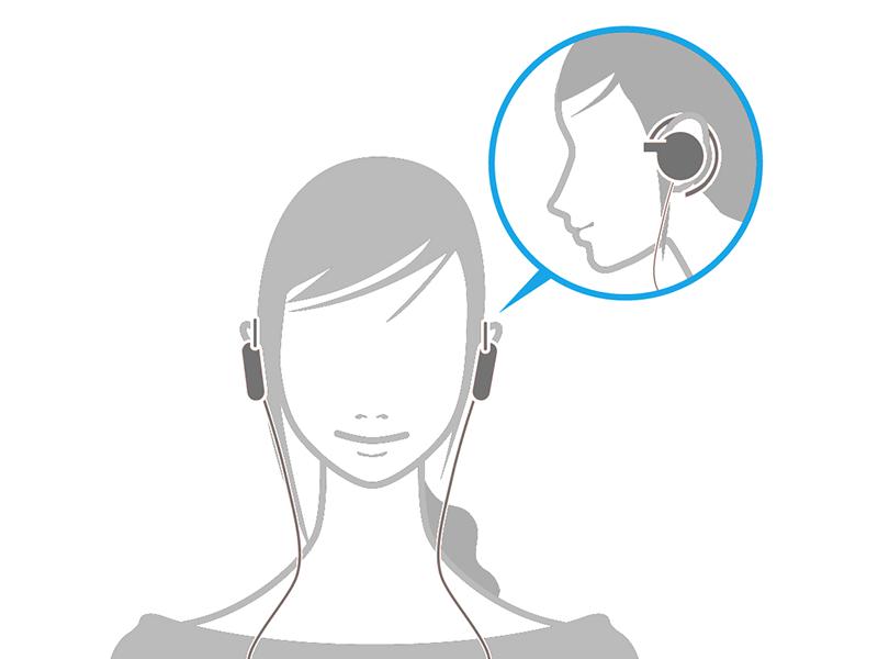 Тип ушного крючка