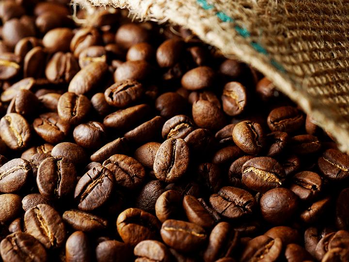 コーヒー豆にこだわる