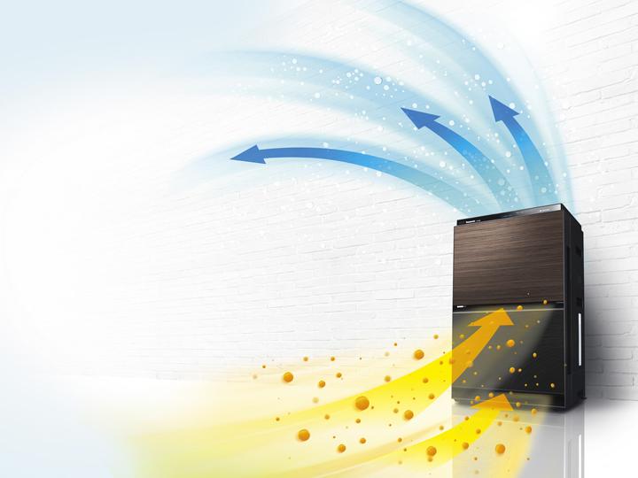 花粉モードのイメージ画像