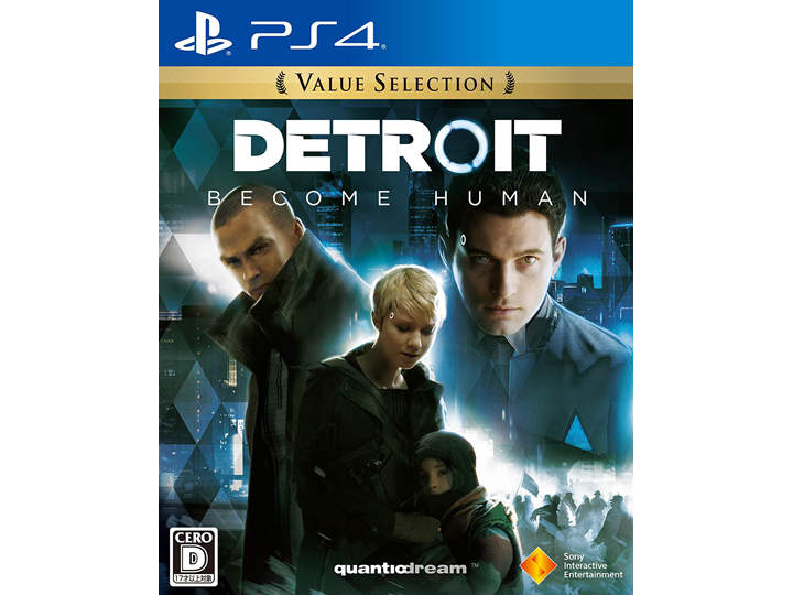 Detroit: Become Human [Value Selection]
