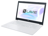 LAVIE Direct NS Core i7・1TB HDD・8GBメモリ・ブルーレイ・Office Home&Business 2019搭載 NSLKB623NSDH1W