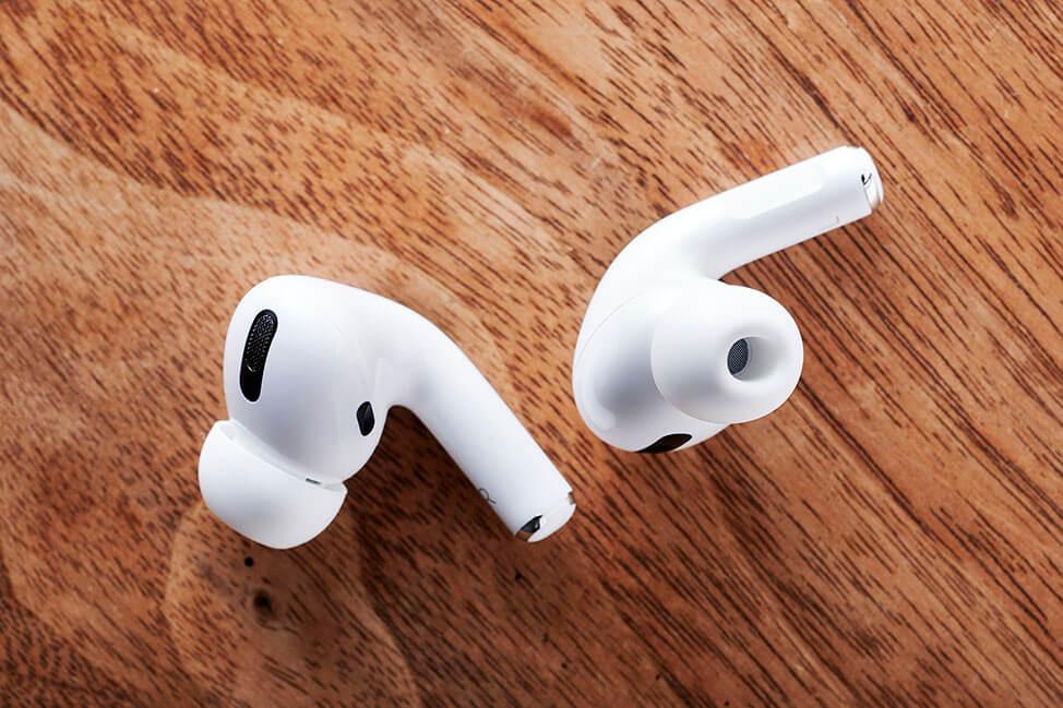 Airpods pro 補聴器