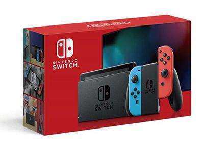 Nintendo Switch[グレー]