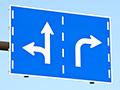 左折巻き込み事故の過失割合の決まり方