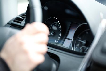 走行距離による割引で保険料は安くなる