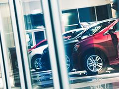 新車から見る、高額車査定のチャンス
