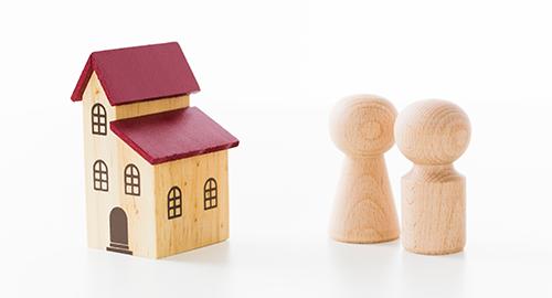 給付金の対象となる人と住宅