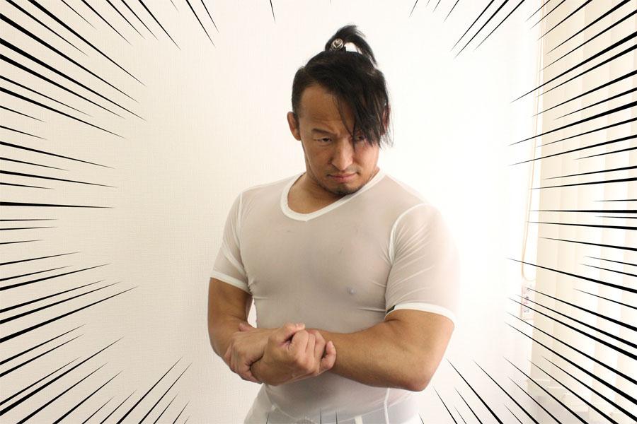 プロレスラーなら「筋肉で服を裂く」ことができるか検証!