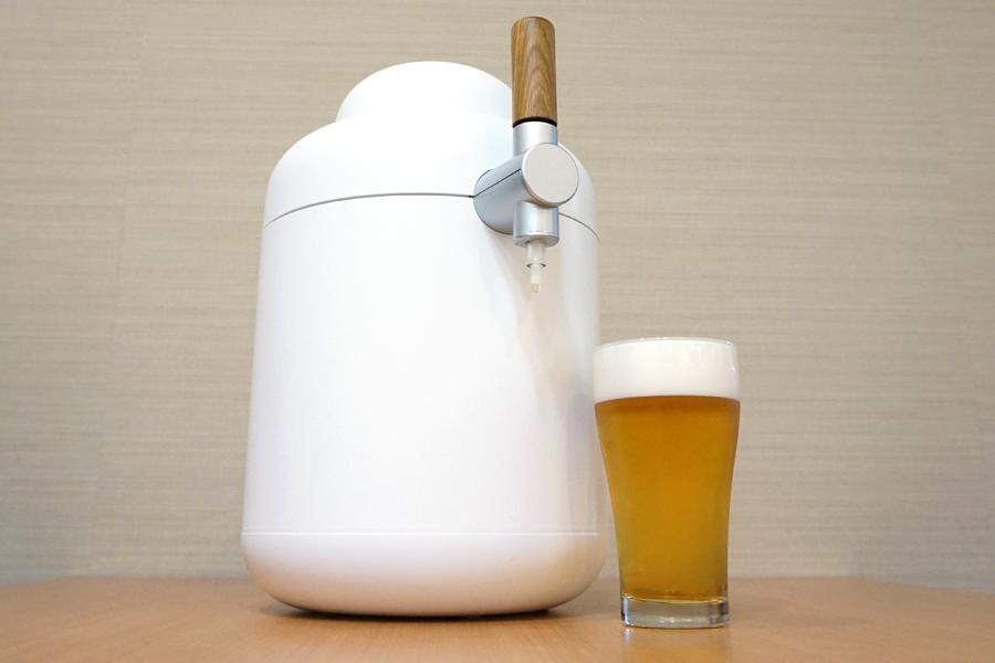 自宅で居酒屋よりウマい生ビールが飲める「キリン ホームタップ」