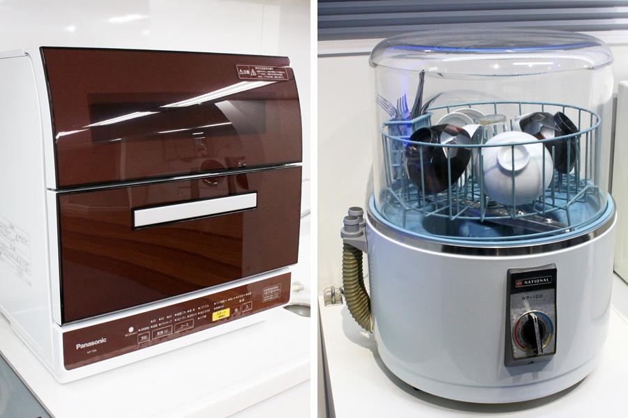 生産累計1,000万台を突破したパナソニックの食器洗い乾燥機の今、昔