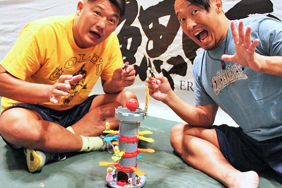マリオがぶっ飛ぶ! おもちゃ大賞受賞のタワーゲームに大人もハマる