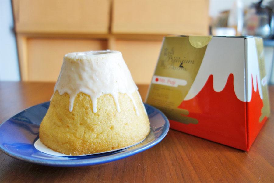 どう見たって縁起のいい「富士山型バーム」がギフトに最適!