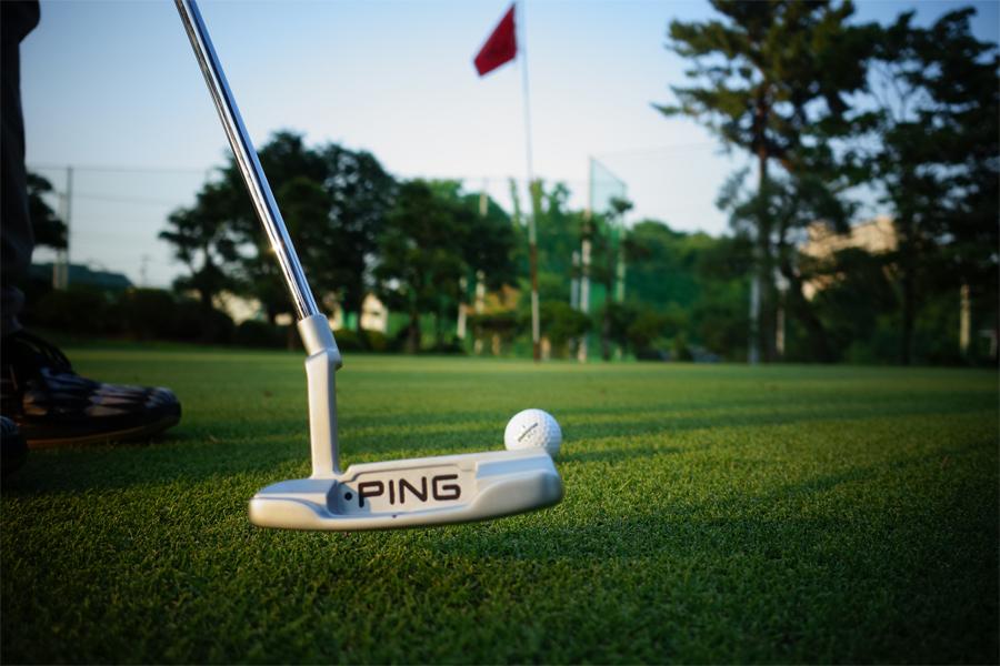 ゴルフ初心者はコレがいい! うまくなる「パター」の選び方